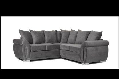 Shanny Fabric Corner Sofa (2CRN2)