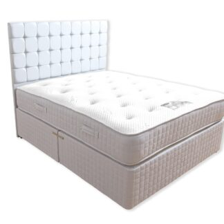 Dual Tension 2000 Double Divan Bed