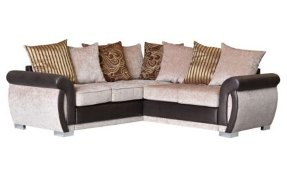 Corner Fabric Sofa( 2 Crn 2) Beige