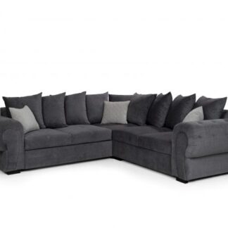 Nike Fabric Corner Sofa Bed