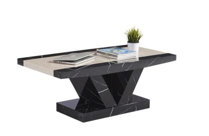 Soni Coffee Table Black