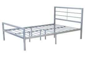 Jennifer Contract Metal Bed Double